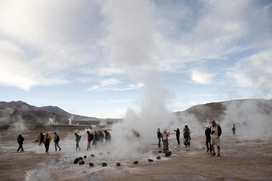 Gyser de Tatio, Chile (6)
